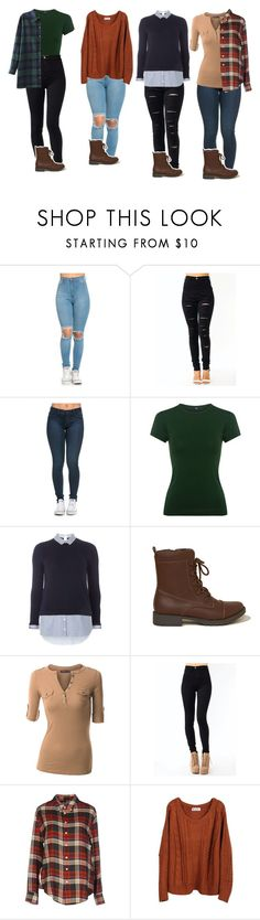"""meus looks The Walking Dead"" by mayara-loca ❤ liked on Polyvore featuring TIBI, Dorothy Perkins, Hollister Co., Doublju and Band of Outsiders"