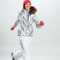 Lolë Women's Outerwear – Jackets, Coats, Vests, Ski Gear & Mountain Style, Ski Gear, Chic Outfits, Outerwear Jackets, Skiing, Winter Jackets, Winter Time, Clothes For Women, Adele