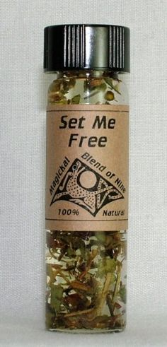 Set Me Free Magical Oil *** Click here for more details @