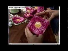 Tapete Rosetas Marcelo Nunes - YouTube