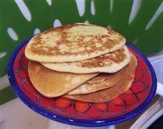 KETO-RECEPTY: Tvarohové lívance Low Carb Keto, Lchf, Paleo, Food And Drink, Breakfast, Recipes, Pancakes, Morning Coffee, Beach Wrap