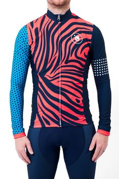 Awake from the dormant winter and burst into the new season with out long  sleeve thermal cycling jersey. 4b25be862