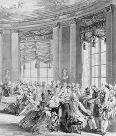 The Concert Antoine-Jean Duclos (French, Paris, 1742–1795) Etching After Augustin de Saint-Aubin (French, Paris 1736–1807 Paris)
