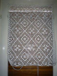 Free Patterns-Plarn curtain