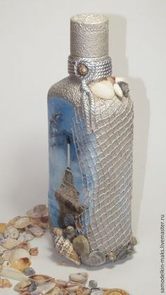 #decoratedwinebottles #recycledwinebottles