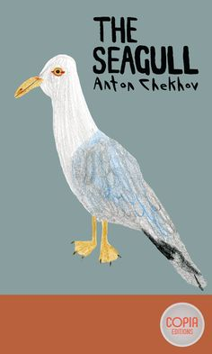 The Seagull by Anton Chekhov available for FREE from TheCopia.com #freebies #eBook