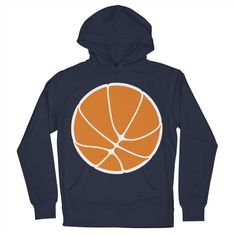 Hoop Dreams Men's Pullover Hoody by Grandio Design Artist Shop