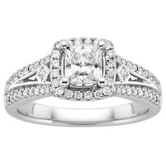 Best Fred Meyer Jewelers ct tw Diamond Engagement Ring