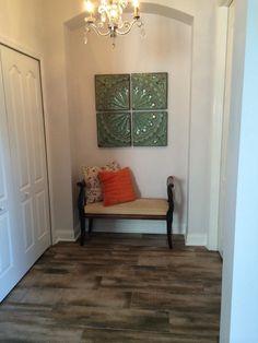 Antique Amaretto Mohawk tile