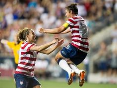 Love the USWNT-bring it to em this month at the Olympics