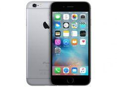 """iPhone 6S Plus Apple 128GB Cinza Espacial 4G - Tela 5.5"""" Retina Câm. 12MP + Selfie 5MP iOS 9 com as melhores condições você encontra no Magazine Abrycred. Confira!"""