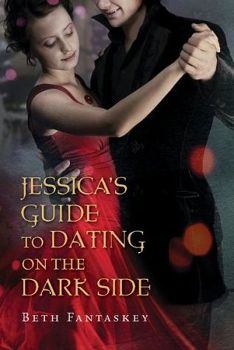 ★★★ Review: Jessica's Guide to Dating on the Dark Side (Jessica, #1) by Beth Fantaskey || pinkindle.net