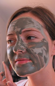 Epoch® Glacial Marine Mud: Review - Mie Marine Mud Mask, Face Skin, Nu Skin, Glacial Marine Mud, Vintage Romance, Epoch, Wash Your Face, My Images, Masks