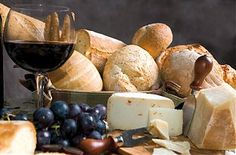 Wine and Cheese Seminar. A Feast for the Senses.