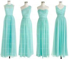 Fala Que Eu Te Escuto - Vestido Azul Tiffany! Mais