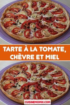 Pizza Cake, Paella, Vegetable Pizza, Appetizers, Low Carb, Meals, Dishes, Vinaigrette, Voici
