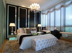 Luxurius bedroom