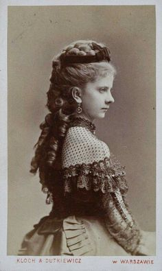 1873 Hairstyle