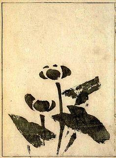 art-centric: treebystream: Tachibana Morikuni (1679-1748)  (via TumbleOn)  Also here