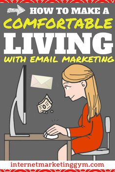 email marketing strategy ideas + email marketing tips  Learn how to make a comfortable living at home using these email marketing strategy ideas and tips. Build a relationship with your target audience using email marketing.