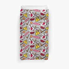 Does your son or daughter love playing as Junkrat in Overwatch? This duvet cover is great for kids bedroom. It suits rebellious boys and girls, troublemakers and tricksters. Kids Bedroom, Bedroom Decor, White Duvet Covers, Dorm Bedding, Daughter Love, Light Art, Duvet Insert, Overwatch, Game Art