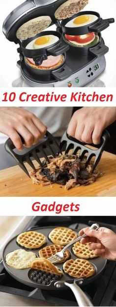 23 Gifts For People Who Hate Cooking | Waffles, Kitchen Gadgets And Kitchens