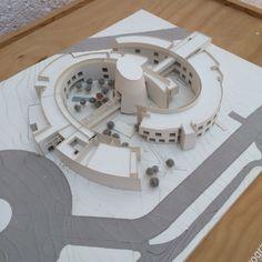 Design portfolio ideas architecture inspiration 69 Ideas for 2019 Maquette Architecture, Concept Models Architecture, Architecture Concept Diagram, Concept Architecture, Facade Architecture, Curve Building, Building Design, Portfolio Design, Portfolio Ideas