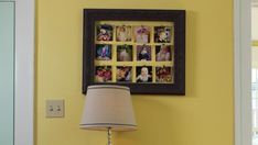DIY Picture Frame - Do you have a bunch of photos on your phone that you would like to display? It is hard to find picture frames that fits your photos from your phone, but designer Jess Jackson has a fun and easy idea. Click the link to find out how to do this fun and easy project: http://livewelln.co/18a41ph