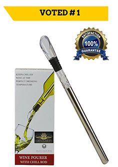 Wine Chiller Stick 3-n-1 Aerator Dripless Pourer Cooler Stainless Steel Rod: Gift and Bar Accessory SNC Etc http://www.amazon.com/dp/B00PSPA0NY/ref=cm_sw_r_pi_dp_2.w3vb0SYCEN7