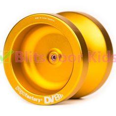 YoYoFactory DV888 yoyo goud