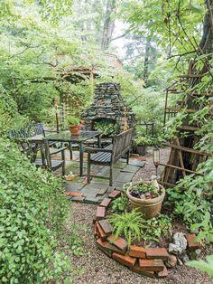Fresco, Rustic Pergola, Kentucky, Low Maintenance Garden, Garden Projects, Garden Ideas, Diy Projects, Natural Garden, Colorful Garden