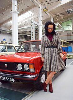 Sukienka uszyta z Kocham Szycie 01/2018 Burda Patterns, Vintage, Fashion, Moda, Fashion Styles, Vintage Comics, Fashion Illustrations