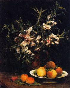 Por amor al arte: Henri Fantin-Latour (1836-1904)