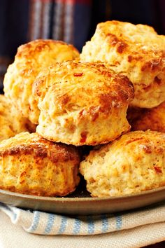 Give your scones a savoury twist and they'll become the perfect sidekick for any soup.   Tesco