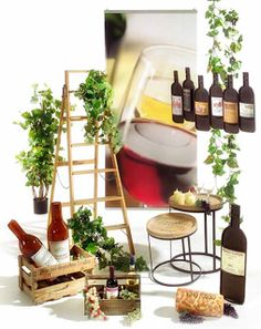 Creation Vetrina: Different business: Enoteche, Osterie e Cantine