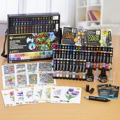 Innovative Markers and Colored Pencils Make Perfect Gifts for the Creative in Your Life