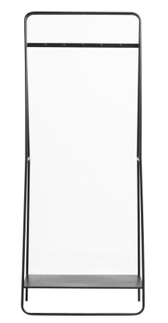Buy online the modern design metal wardrobe 1187 from NORDAL ✴ Nordic design at myadele ✴ Top selection! ✴ Free returns Source by myadele Nordic Design, Wardrobe Rack, Hanger, Coat, Furniture, Black, Home Decor, Accessories, Products