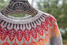 Ravelry: Arboreal pattern by Jennifer Steingass