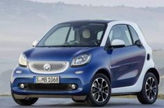 New Smart Fortwo revealed in leaked shots