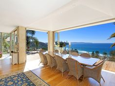 SPECTACULAR WORLD CLASS BEACH HOUSE  Secluded and privacy assured overlooking one of Sydney's most beautiful beaches and coastlines this stunning French Riviera' inspired home provides all the modern amenities whilst retaining the essential beachside ambience.
