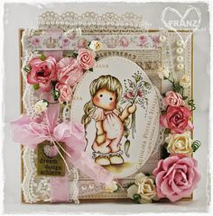 My creations on Etsy :) https://www.etsy.com/it/listing/190855456/ooak-handmade-card-by-franz-magnolia