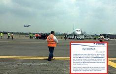 #DESTACADAS:  Una amenaza de bomba freno un vuelo de Interjet - Canal 44 El Canal de las Noticias