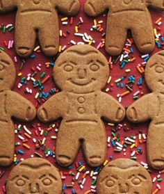 Laura's Gingerbread People