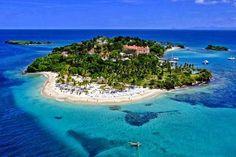 op excursie naar Cayo Levantado, Dominican Republic .  1997 1e x in Dominican Republic. Wat een land, die muziek, die mensen......