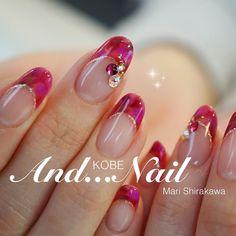 No photo description available. Round Nails, Oval Nails, Fall Nail Art Designs, Creative Nail Designs, Cute Nails For Fall, Korean Nail Art, Kawaii Nails, Party Nails, Japanese Nails