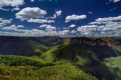 The Blue Mountains ... NSW, Australia