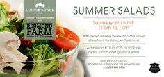 Stay in a luxurious hotel in Gorey, Wexford with pool and gym at Ashdown Park Hotel. Park Hotel, Summer Salads, June, Cooking, Food, Kitchen, Cuisine, Koken, Meals