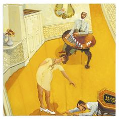 Anthony Green - The New Carpet. A Memory of a Discarded Painting, 2012 - oil on MDF 20 x 20 inches Anthony Green, New Carpet, Art Lessons, Contemporary Art, Disney Characters, Fictional Characters, History, Disney Princess, Gallery