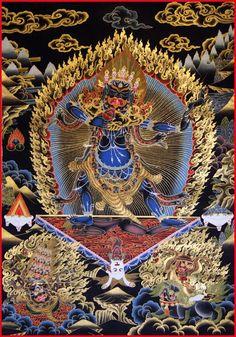 Ekajati, Rahula, Dorje Legpa