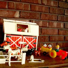 Fisher Price Farm House...this one too